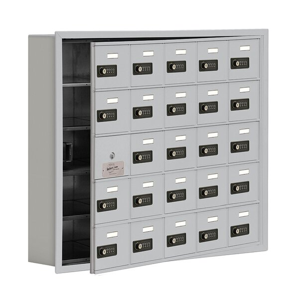 24 Door Cell Phone Locker by Salsbury Industries