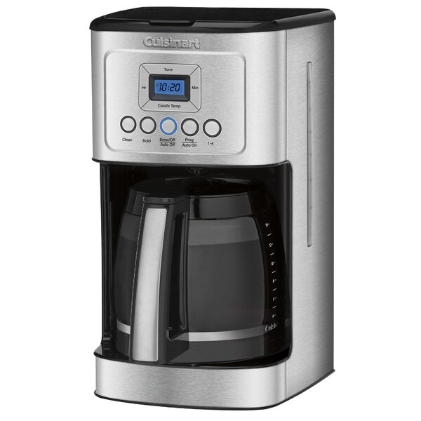 14-Cup Programmable Coffee Maker by Cuisinart