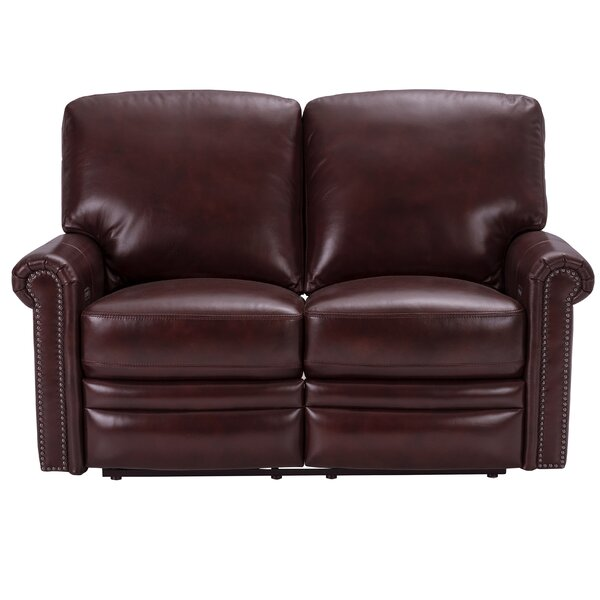 Compare Price Barris Leather Reclining 61.81