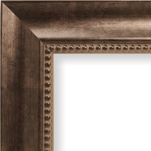 2.13″ Wide Smooth Ornate Picture Frame