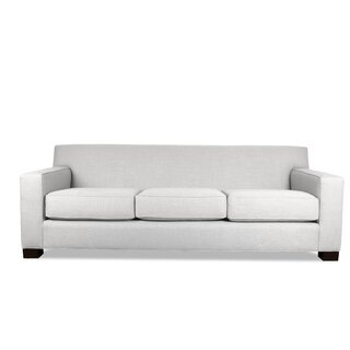 "Greifenstein Sofa 90"" by Latitude Run SKU:CC126443 Details"