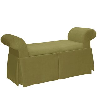 Premier Queen Anne Upholstered Storage Bench