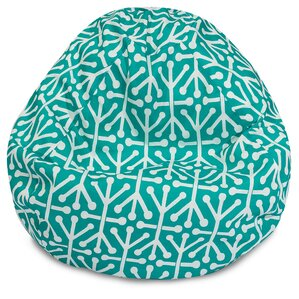 Majestic Home Goods Pacific Aruba Classic Bean Bag Chair