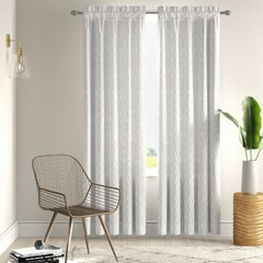 Ikat Sheer Curtains Drapes You Ll Love In 2021 Wayfair