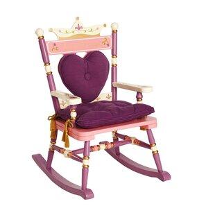 Compare prices Princess Rock-A-Buddies Royal Kids Chair ByWildkin