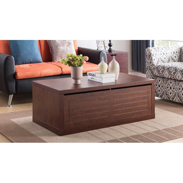 Tia Coffee Table By Charlton Home