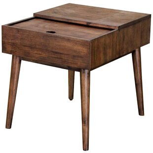 Online Reviews Salvador End Table By Corrigan Studio