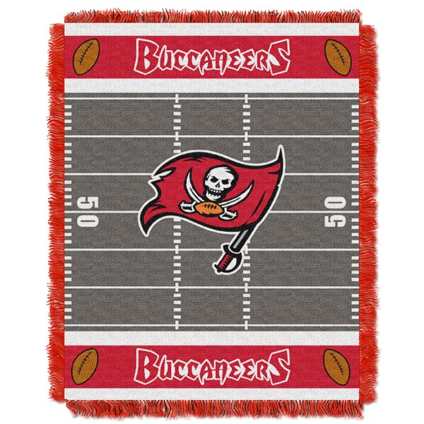 NFL Buccaneers Field Baby Blanket by Northwest Co.