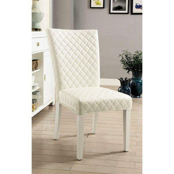 Hinojosa Upholstered Dining Chair (Set Of 2) By House Of Hampton
