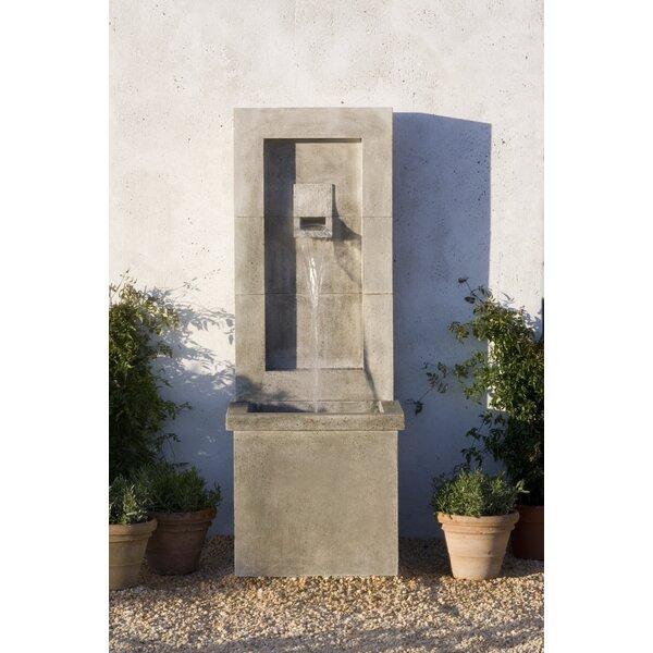 Concrete Modern Fountain by Campania International
