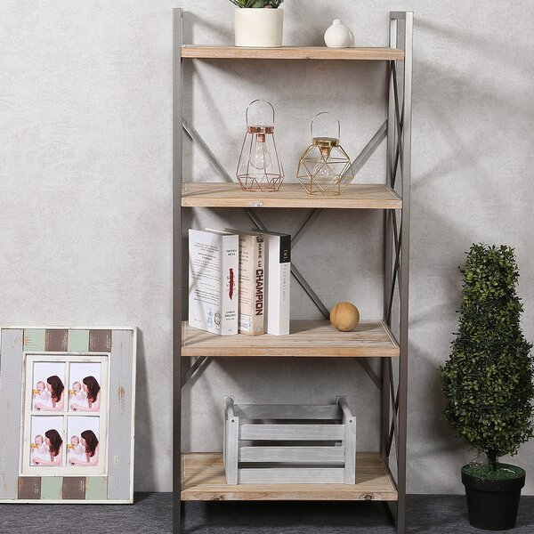 Carncoagh Etagere Bookcase by Gracie Oaks