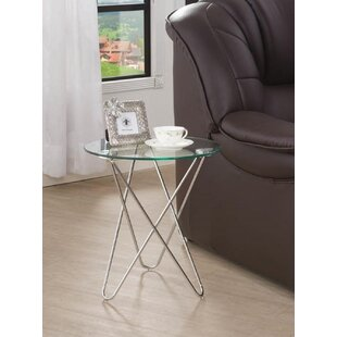 Clearance Berthiaume End Table By Orren Ellis