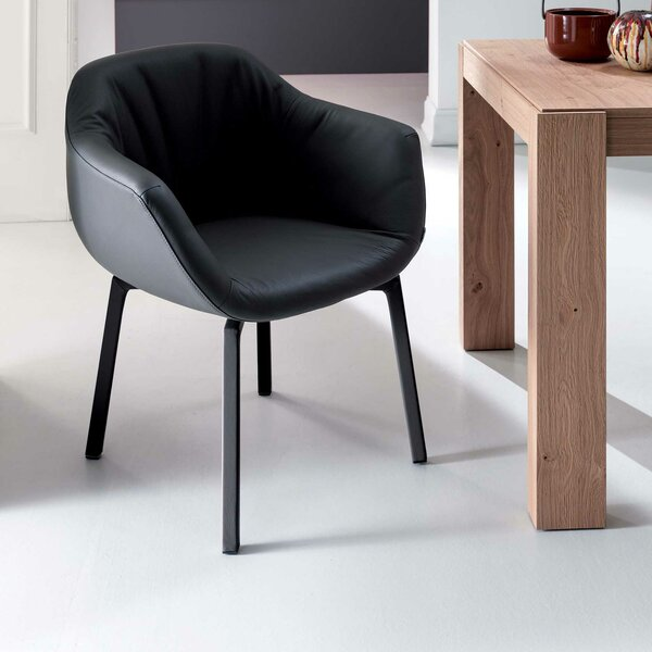 Nolan Swivel Armchair By YumanMod