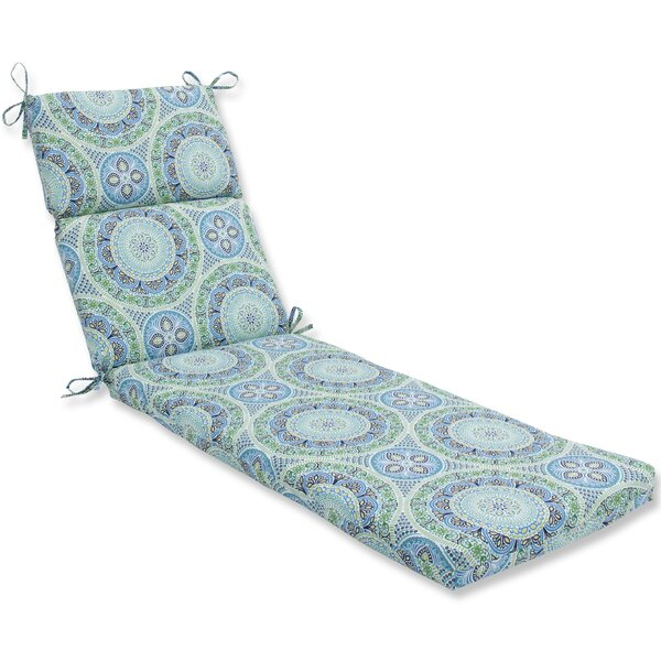 Delancey Jubilee Chaise Lounge Cushion by Pillow Perfect