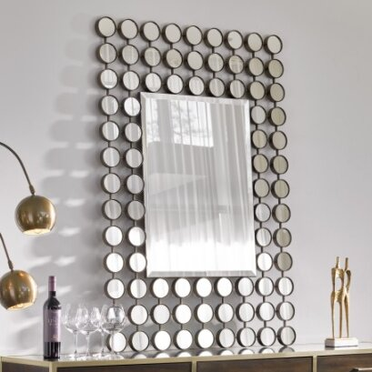 Accent Wall  Mirror by Mercer41