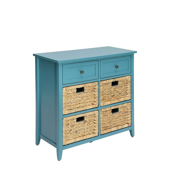 Bouley 6 Drawer Accent Chest by Highland Dunes Highland Dunes