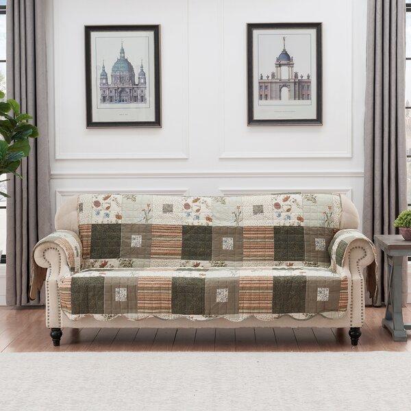 Sedona Sofa Slipcover by August Grove