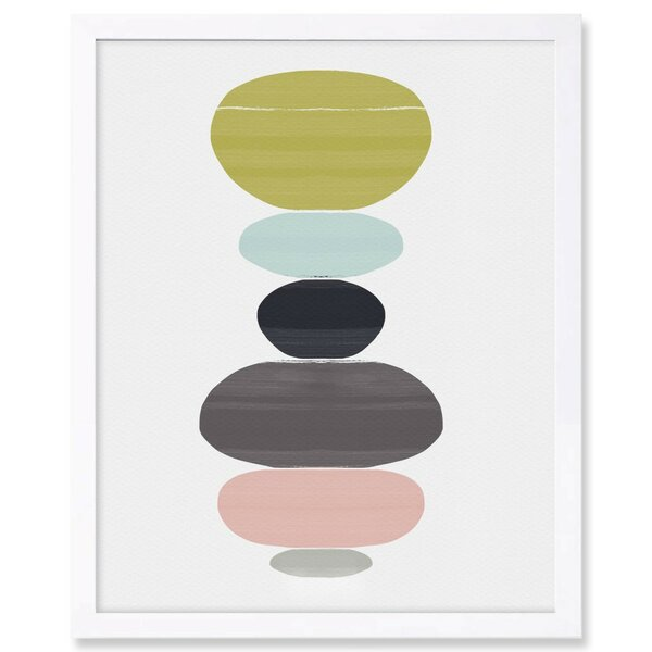 Perfect Balance Framed Graphic Art by Langley Street