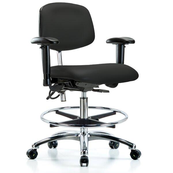 Vinyl ESD Chair