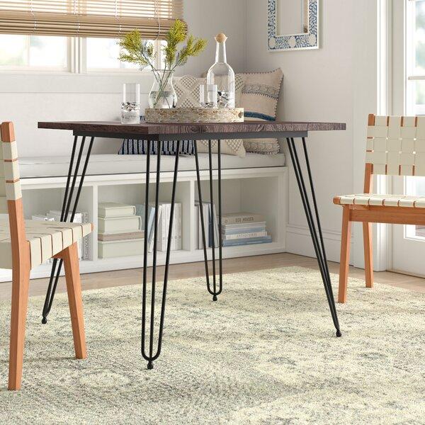 Szymanski Industrial Dining Table by Mistana