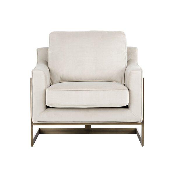 Irongate Kalmin Armchair by Sunpan Modern