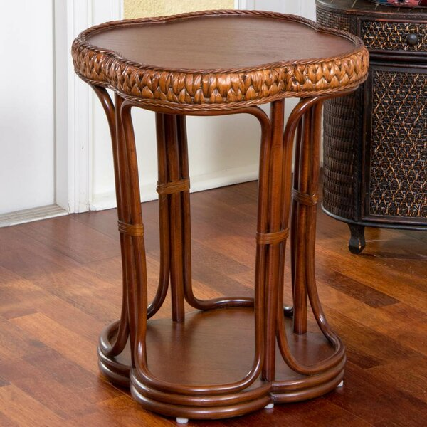 Pringle Accent End Table by Bay Isle Home