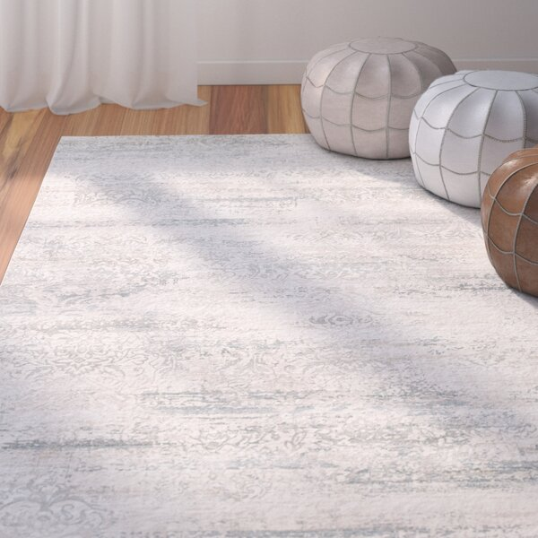 Jay Ivory Area Rug by Bungalow Rose