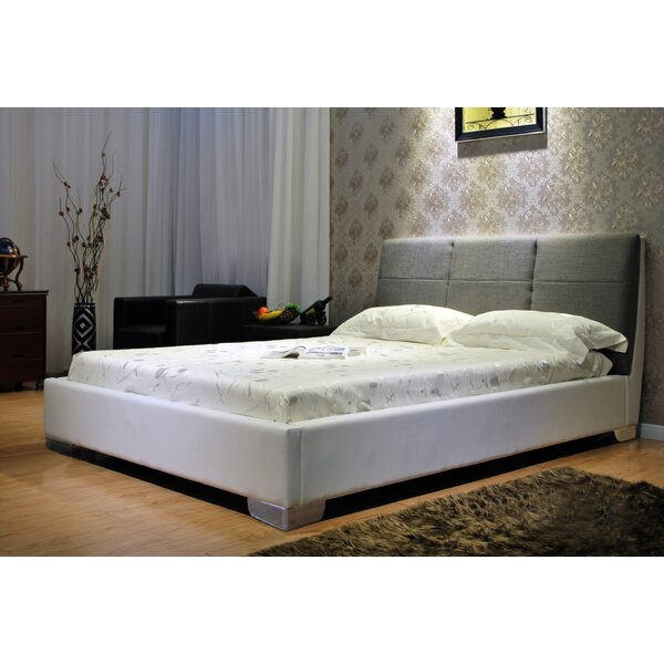 Martahus Upholstered Platform Bed by Latitude Run