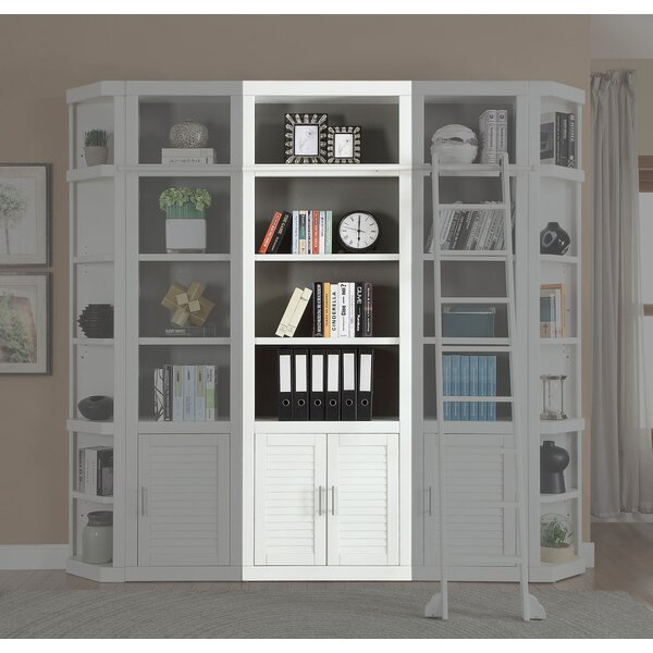 Odonnell Open Top Standard Bookcase by Rosecliff Heights