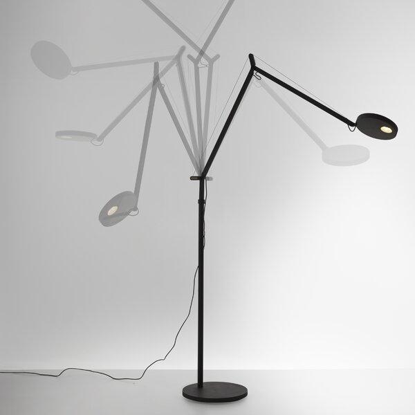 Demetra 130 LED Task Floor Lamp by Artemide