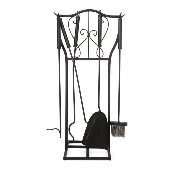 Lena 5 Piece Iron Tool Set By Home Loft Concepts
