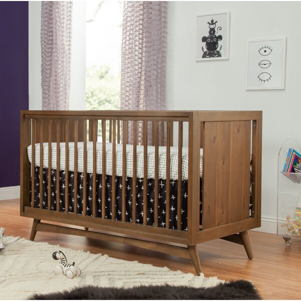 Peggy 3-in-1 Convertible Crib by babyletto