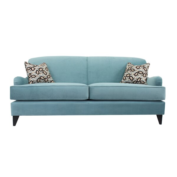 Price Comparisons Of Hasson Standard Sofa by Brayden Studio by Brayden Studio