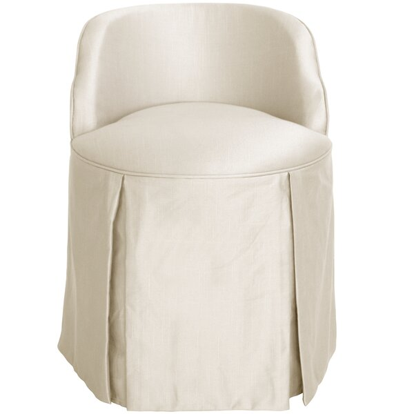 Zanuck Vanity Chair by House of Hampton