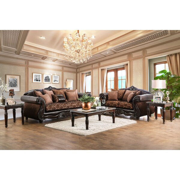 Selimi 2 Piece Living Room Set by Astoria Grand