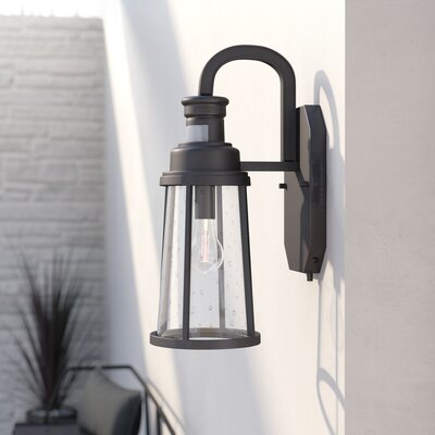 Motion Sensor Outdoor Wall Lighting You Ll Love In 2020