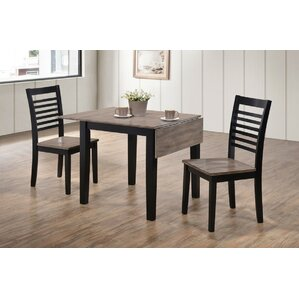 Shepherd 3 Piece Dining Set by Simmons Casegoods by Union Rustic