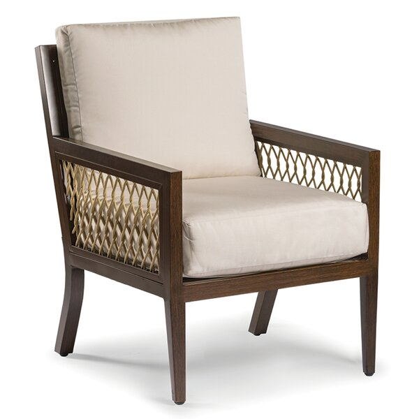 Echo Bay Patio Chair with Sunbrella Cushions by Eddie Bauer