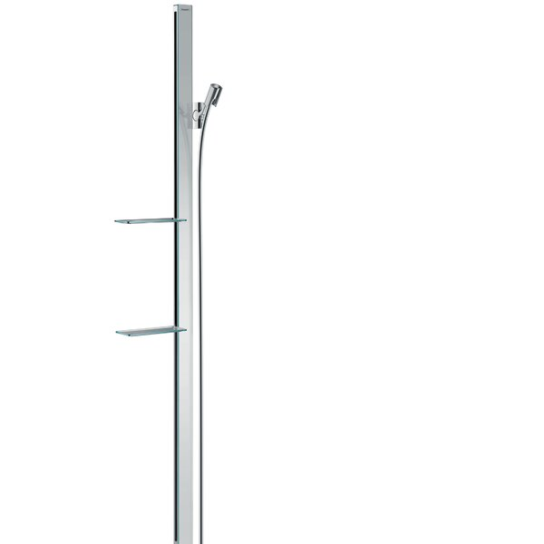 Unica Complete Shower System by Hansgrohe Hansgrohe
