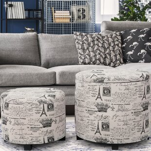 Find for Rochell 2 Piece Storage Ottoman Set By Winston Porter