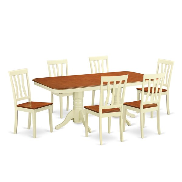 Gillham 7 Piece Dining Set by Astoria Grand Astoria Grand