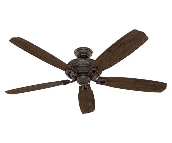 60 Ambrose Bowl Light 5 Blade Ceiling Fan by Hunter Fan