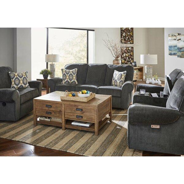 Shambala Reclining Configurable Living Room Set by Red Barrel Studio