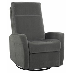 Lopp Manual Swivel Glider Recliner by Brayden Studio