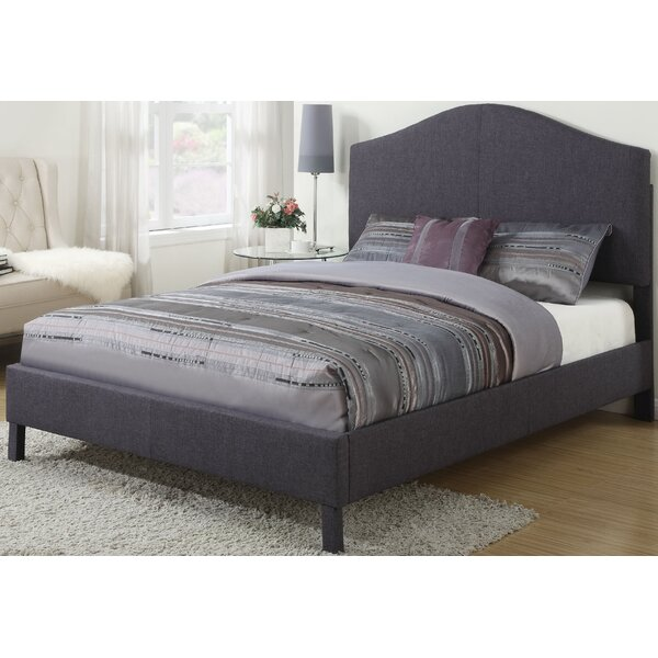 Marcello Upholstered Standard Bed by Red Barrel Studio