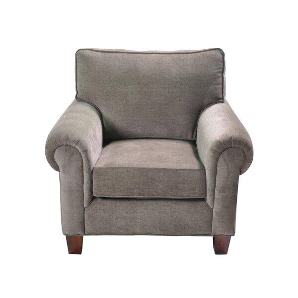 Zazueta Armchair by Gracie Oaks Gracie Oaks