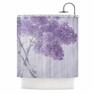 Lilacs Shower Curtain