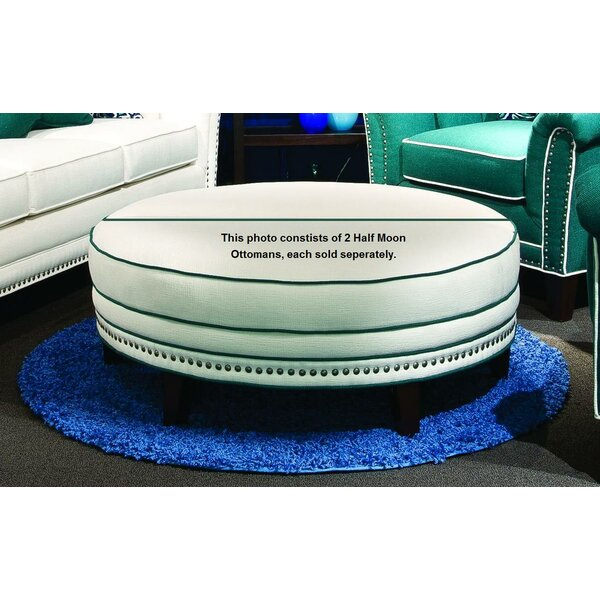Keeling Half Moon Cocktail Ottoman by Darby Home Co