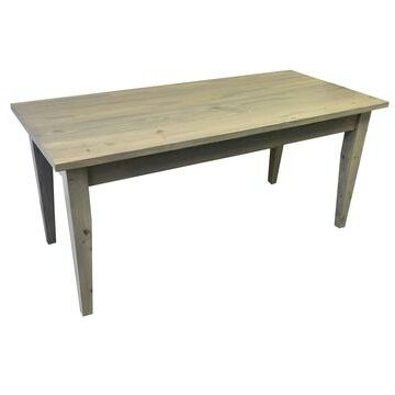 Ariana Solid Wood Dining Table by Breakwater Bay Breakwater Bay