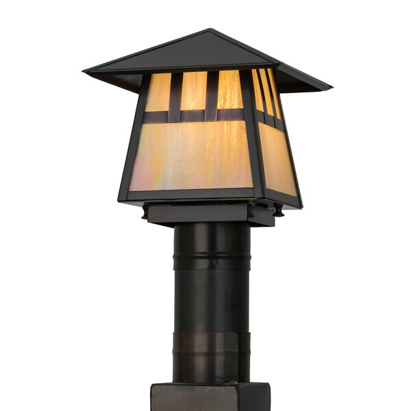 Wysocki 1-Light Lantern Head by Loon Peak